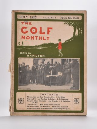 Golf Monthly. Golf Monthly