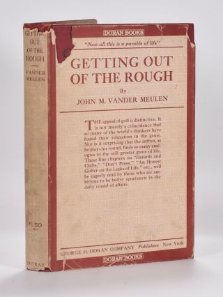 Getting out of the Rough. John M. Vander Meulen.