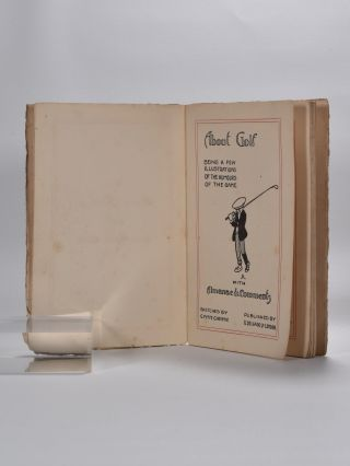 About Golf; Almanac and Useful information
