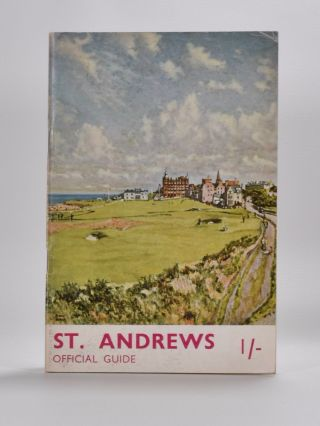 St. Andrews Official Guide