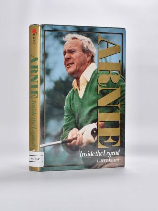 Arnie Inside the Legend. Larry Guest