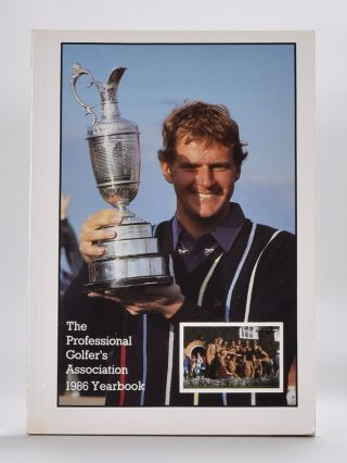 The P.G.A. Yearbook 1986. Professional Golfers Association, UK
