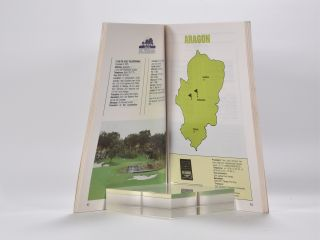 Golf Guide to Golf in Spain 1989