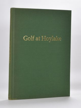 Golf at Hoylake.