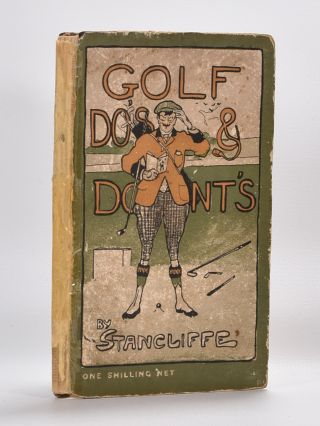 Golf Do´s and Dont´s. Stancliffe.