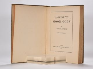 A Guide to Good Golf.