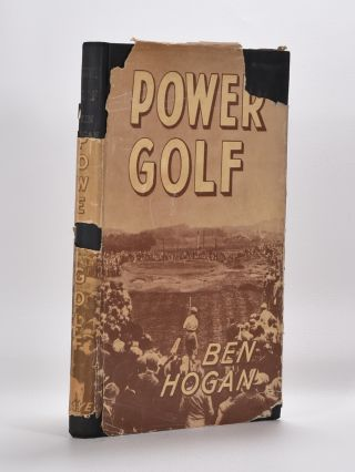 Power Golf. Ben Hogan