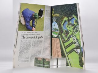 Masters Journal.