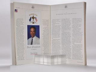 Ryder Cup 1991 Official Programme.