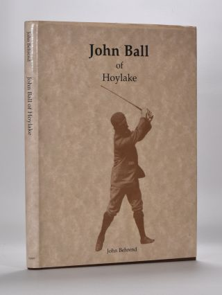 John Ball of Hoylake. John Behrend