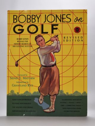Bobby Jones on Golf. Robert Tyre Jones Jr