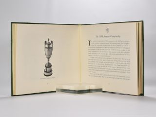 Hoylake & the 1894 Amateur Championship