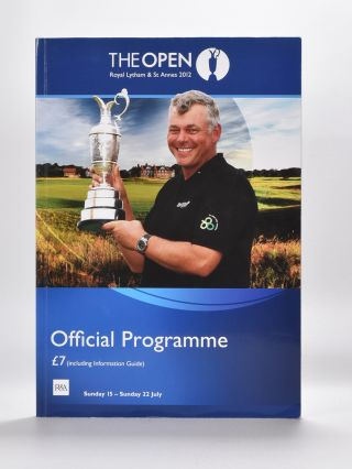 The Open Championship 2012. Official Programme. The Royal, Ancient Golf Club of St. Andrews