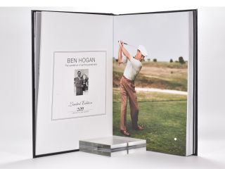Ben Hogan : The Yardstick of Golfing Greatness