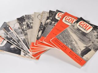 Golf Monthly Volume 50 No. 1 January 1960 to No. 12 December 1960