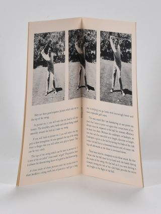 Ben Hogan's Golf: Easy to Follow Instruction series No. 8 Long Irons