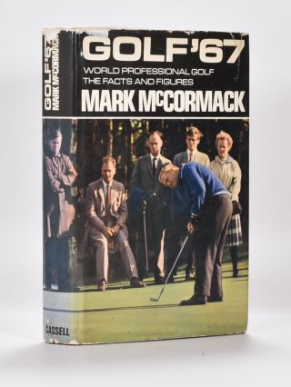 World Professional Golf The Facts and Figures. Mark McCormack
