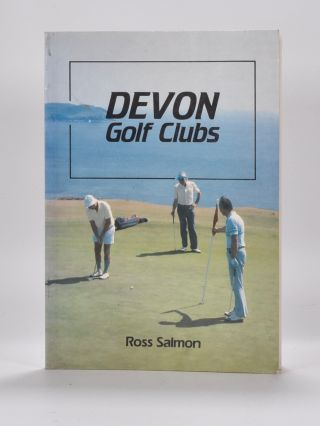 Devon Golf Clubs. Ross Salmon