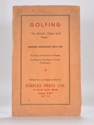 Map of the Colne Valley. Golfing