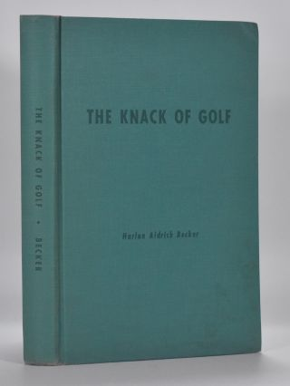 The Knack of Golf.