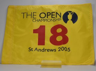 The Open Championship St. Andrews 2005