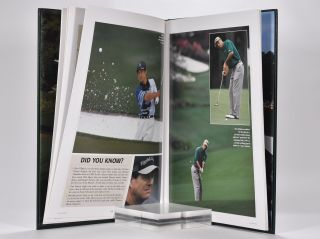 The Masters 2001.