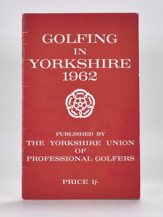 Golfing in Yorkshire 1962