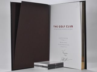 The Golf Club. four hundred years of the good the beautiful and the creative
