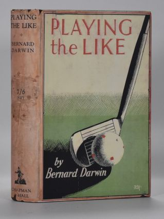Playing the Like. Bernard Darwin