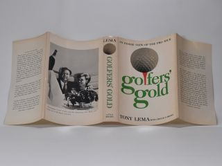 Golfer's Gold.; an inside view to the pro tour.