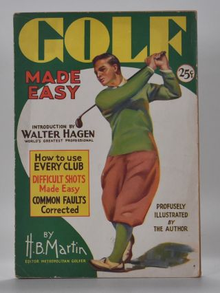 Golf Made Easy. H. B. Martin.
