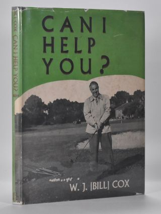 Can I Help You? A Guide to Better Golf. Bill Cox