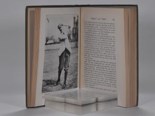 Chick Evans Golf Book; the story of the sporting battles of the greatest of all amatuer golfers.