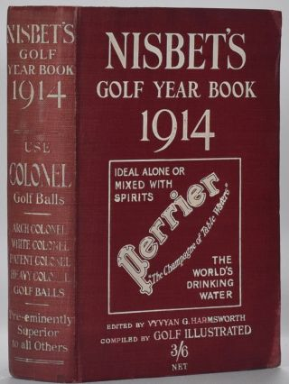 Nisbet's Golf Year Book 1914