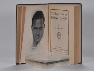 The Boy's Life of Bobby Jones