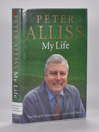 My Life. Peter Alliss.
