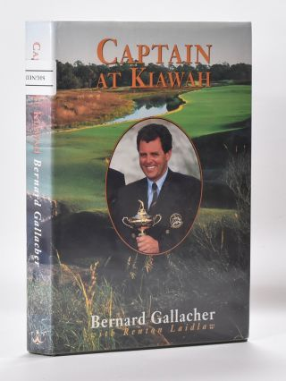 Captain at Kiawah. Bernard Gallacher