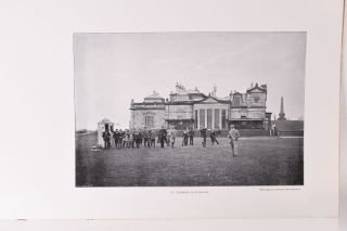 British Golf Links, a short account of the leading golf links of the United Kingdom