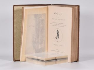 Golf (from the Badminton Library series)