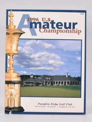 Amateur Championship of the United States of America Golf Association. U S. G. A