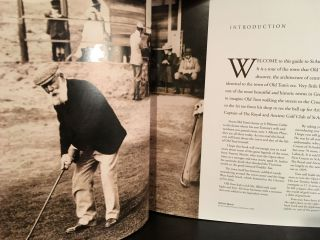 St. Andrews in the Footsteps of Old Tom Morris (Limited edition)