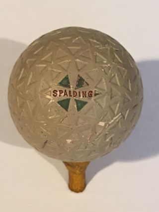 Spalding Triangle mesh. Golf Ball
