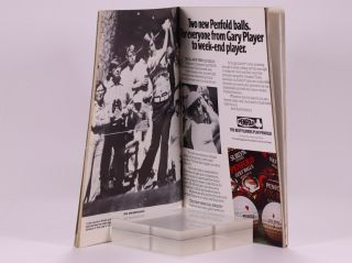 The Open Championship 1977 Official Programme.