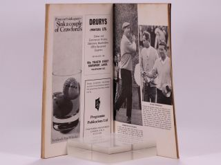 The Open Championship 1971. Official Programme.