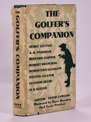 The Golfers Companion. Peter Lawless.