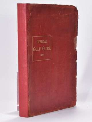 The Official Golf Guide of the United States & Canada 1899