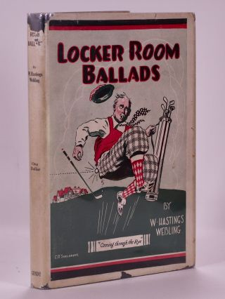 Locker Room Ballards. Hastings W. Webling
