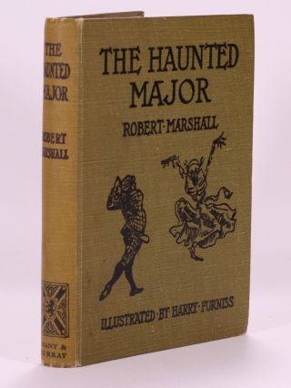 The Haunted Major. Robert Marshall