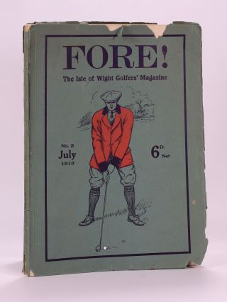 Fore!; The Isle of Wight Goler's magazine