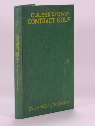 Culbertson's Contract Golf